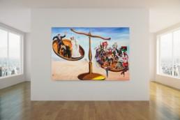 Le printemps arabe_artrooms_JP Mika_galerie Angalia