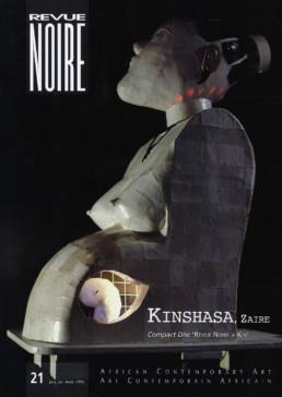Kinshasa, Zaïre_Revue noire 21_Galerie Angalia