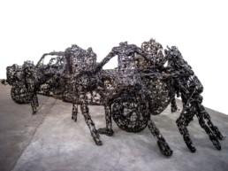 Pourquoi le Congo_Freddy Tsimba_Africa museum on art media_Galerie Angalia