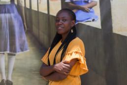 Gosette Lubondo rejoint la galerie Angalia_6 MAI 2020