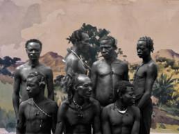 Pourquoi le Congo__Les photomontages saisissants et dérangeants de Sammy Baloji_Telerama_Galerie Angalia