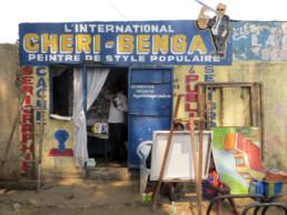 Chéri Benga_L'International, Atelier Benga_juil2016_In Situ_Galerie Angalia