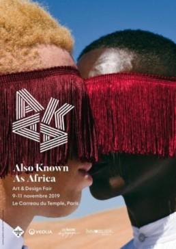 Rendez-vous à AKAA du 9 au 11 novembre _ Galerie Angalia