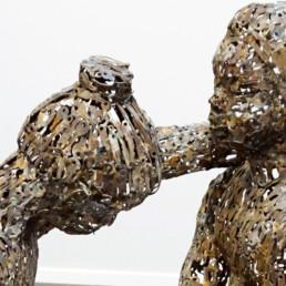 Children paradise_2017_détail_Freddy Tsimba_Galerie Angalia