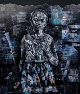 little hero-2017-Gael Maski_Galerie Angalia