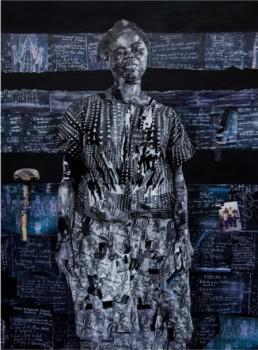 Super mama-2017-Gael Maski_Galerie Angalia