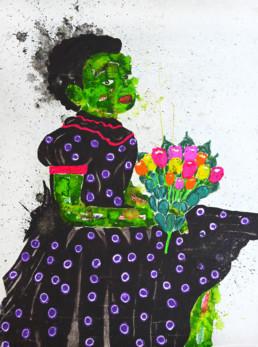 La petite communiante_2019_Kura Shomali_Galerie Angalia