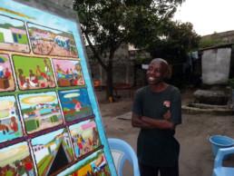 Papa Mfumu'Eto 1er_2011_In Situ_Galerie Angalia