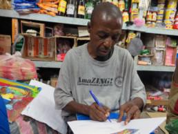 Papa Mfumu'Eto 1er_2014_In Situ_Galerie Angalia