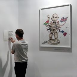Colonized_2012_encadré_Steve Bandoma_Galerie Angalia
