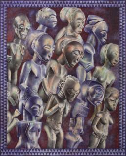 Les douze_2018_Tsham_Galerie Angalia