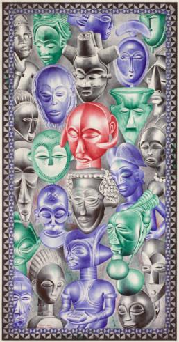 sans titre_2019_Tsham_Galerie Angalia