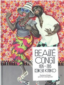 Beauté Congo – Congo Kitoko 1926-2015_catalogue d'exposition_Fondation Cartier pour l'art contemporain, 2015_couverture_Angalia