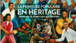 La peinture populaire en héritage_Chéri Chérin_Chantal Tombu_2019_Galerie Angalia