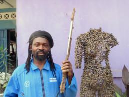 Freddy Tsimba_atelier_2018_In Situ_Galerie Angalia