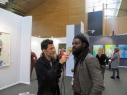 Freddy Tsimba_entretien RFI_AKAA_2017_In Situ_Galerie Angalia