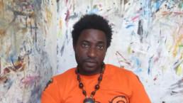 Entretien avec JP Mika à Kinshasa_vidéo_galerie Angalia, mars 2015