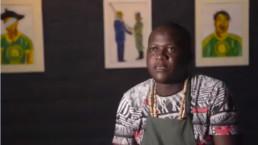 BAZALISI / Mots, expressions, questions et gestes qui fondent la Biennale / Kura Shomali YANGO/biennale de Kinshasa_vidéo_Galerie Angalia