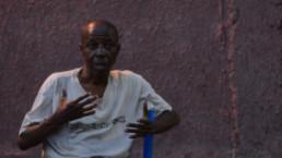 Interview with Papa Mfumu'eto 1er_Sinzo Aanza_Mu.Zee Ostende_2018_image_Galerie Angalia