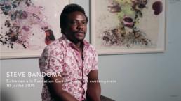 Beauté Congo - Entretien avec Steve Bandoma, Fondation Cartier pour l'art contemporain, Juillet 2015