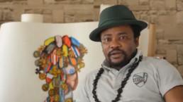Megalopolis – Stimmen aus Kinshasa : Steve Bandoma Staatliche Kunstsammlungen Dresden, 2019