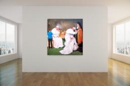 Les chocs du Pape_artrooms_2019_Amani Bodo_Galerie Angalia