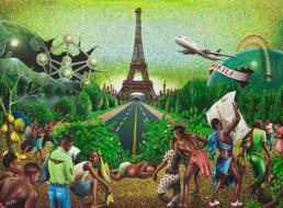 Le rêve_2011_Amani Bodo_Galerie Angalia
