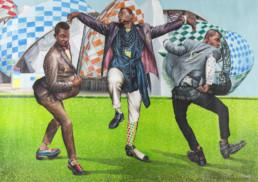 Sapeurs Louis Vuitton_2017_Amani Bodo_Galerie Angalia