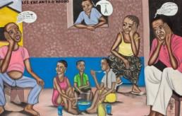 Les enfants d'abord_2011_Chéri Benga_Galerie Angalia