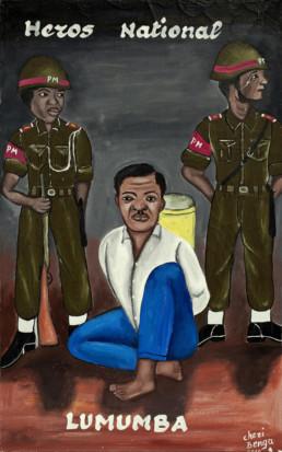 Lumumba_2011_Chéri Benga_Galerie Angalia