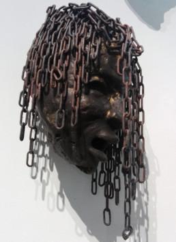 Les rescapés n°512_Gauche_2016_Freddy Tsimba_Galerie Angalia