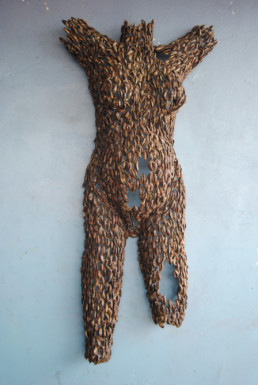 Silhouette effacée n°2346_2015_Freddy Tsimba_Galerie Angalia