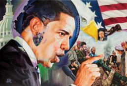 Barack Obama_2009_JP Mika_galerie Angalia