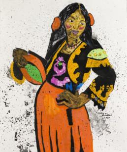 Ngoma ya Matisse epayi ya shomalien_2017_Kura Shomali_galerie Angalia