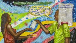 Koteka eau pure_série Kinshasa quotidien_2013_Papa Mfumu'eto 1er_galerie Angalia