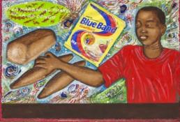 Margarine Blueband_Série Kinshasa quotidien_2014_Papa Mfumu'eto 1er_galerie Angalia