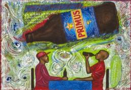 Petite ya quartier_série Kinshasa quotidien_2014_Papa Mfumu'eto 1er_galerie Angalia
