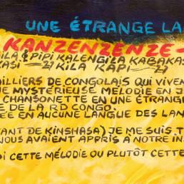 Kanzenzenze, détail 2_2008_Papa Mfumu'eto 1er_galerie Angalia