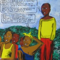 Nazongi mboka libela_détail_2008_Papa Mfumu'eto 1er_galerie Angalia