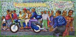 Wewa abomi libala_2012_Papa Mfumu'eto 1er_galerie Angalia
