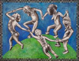 La danse autour du monde_2010_Tsham_galerie Angalia