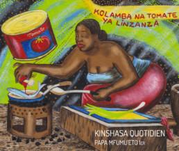 apa Mfumueto 1er, Kinshasa quotidien_publication_couverture