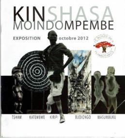 KINSHASA MOINDO MPEMBE_Le Monde des Flamboyants_Publications_couverture