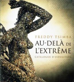 Freddy Tsimba - Au-delà de l'extrême_Institut français de RDC_Publications_couverture