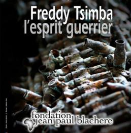 Freddy Tsimba, l'esprit guerrier_2007_publication_couverture