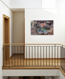 Big man_2020_Gaël Maski_Galerie Angalia