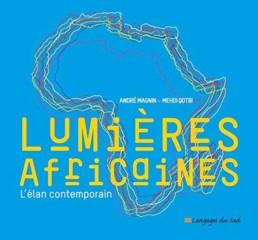 Lumières africaines, l'élan contemporain_Langages du Sud_publication_couverture