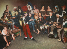 Réunion extraordinaire_2021_Amani Bodo_Galerie Angalia